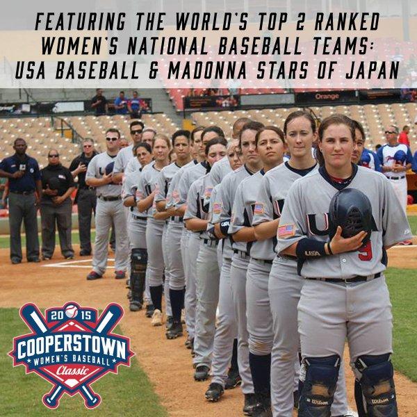 Cooperstown Women's Baseball Classic