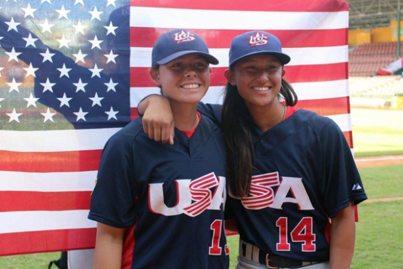 USA Women's National Team Players win Gold at Pan American Qualifier.