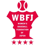 Women's Baseball Federation of Japan logo