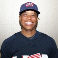 Tamara Holmes, USA Baseball