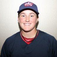 Anna Kimbrell, USA Baseball