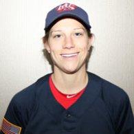 Jenna Marston, USA Baseball