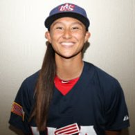 Kelsie Whitmore, USA Baseball
